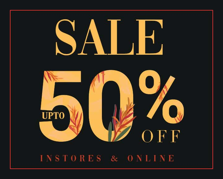 Lucky Size Store: Flat 50% OFF On Men's Clothing & Shoes