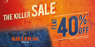 Flat 40% OFF On Men's Clothing & Shoes